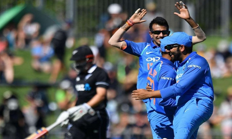 IND vs NZ: Confident India aim to seal ODI series vs New Zealand Images