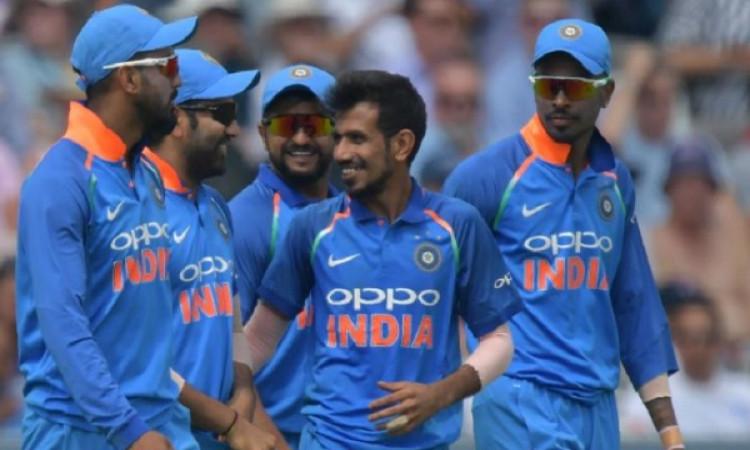वर्ल्ड कप 2019 से पहले भारत की टीम खेलेगी इतनी मैच, जानिए भारत का पूरा शेड्यूल Images