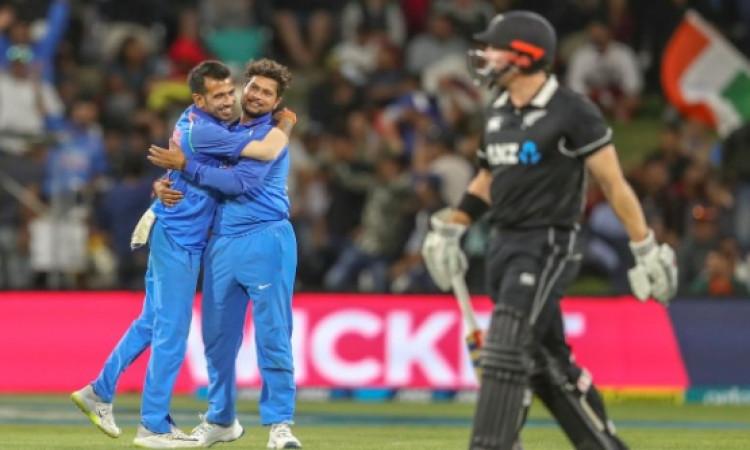 दूसरे वनडे में न्यूजीलैंड को भारत ने 90 रनों से दी मात, पहली दफा भारत ने वनडे में किया ऐसा कारनामा I