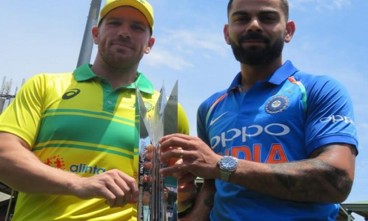 सिडनी वनडे के लिए दोनों टीमें तैयार, ऐसी हो सकती है भारत - ऑस्ट्रेलिया की प्लेइंग XI Images
