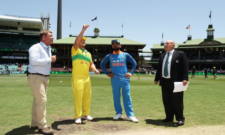 India vs Australia ODI