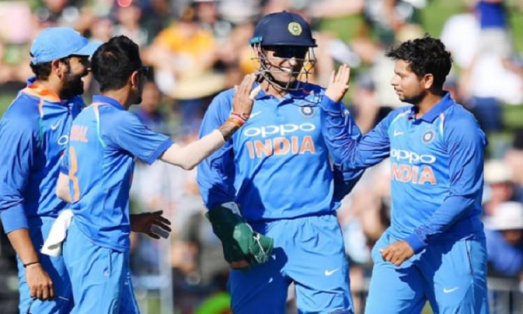 भारत- न्यूजीलैंड दूसरे वनडे में इन खिलाड़ियों के साथ उतरेगी मैदान पर, जानिए संभावित प्लेइंग XI Image