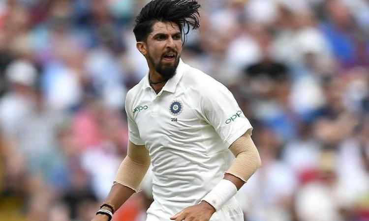 IND vs AUS: इशांत शर्मा ऑस्ट्रेलिया के खिलाफ चौथे टेस्ट से क्यों हुए बाहर, वजह आई सामनें Images