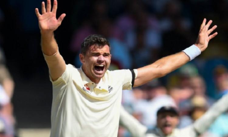 पहले टेस्ट में जेम्स एंडरसन और बेन स्टोक्स ने गेंदबाजी से ढाया कहर, वेस्टइंडीज पहली पारी में 8 विकेट