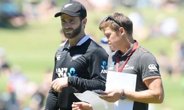 भारत से वनडे सीरीज हारने के बाद केन विलियमसन ने भारतीय टीम से सबक सिखने की बात कही Images