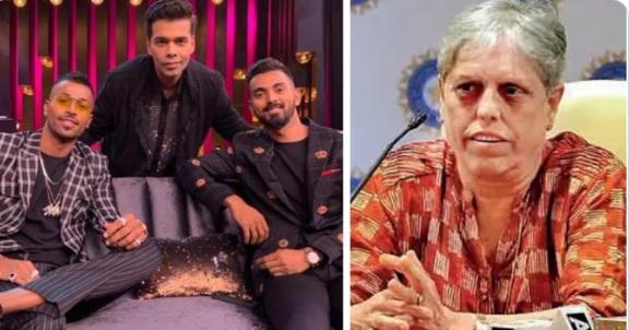 टीवी शो में महिलाओं पर अश्लील कमेंट करने पर हार्दिक पांड्या और केएल राहुल को लेकर लिया गया ऐसा फैसला