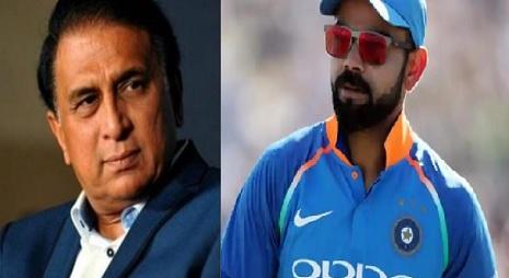 कोहली के नहीं होने से इस बल्लेबाज से कराया जाए नंबर 3 पर बल्लेबाजी, सुनील गावस्कर का बयान Images