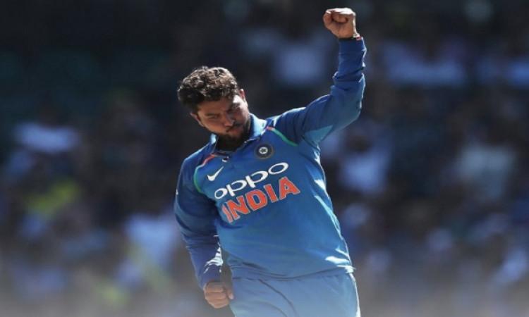 पहले वनडे में कुलदीप यादव ने बनाया रिकॉर्ड, न्यूजीलैंड में ऐसा करने वाले केवल तीसरे भारतीय गेंदबाज ब