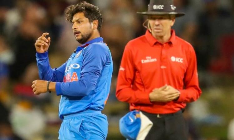 दूसरे वनडे में कुलदीप यादव ने चटकाए 4 विकेट और कुंबले, हरभजन के इस महान लिस्ट में हो गए हैं शामिल Im
