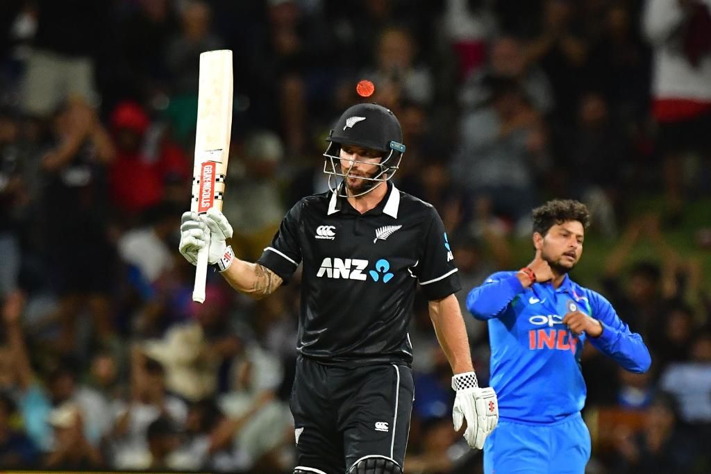 2nd ODI: Kuldeep shines in India's 90-run win over NZ, go 2-0 up Images