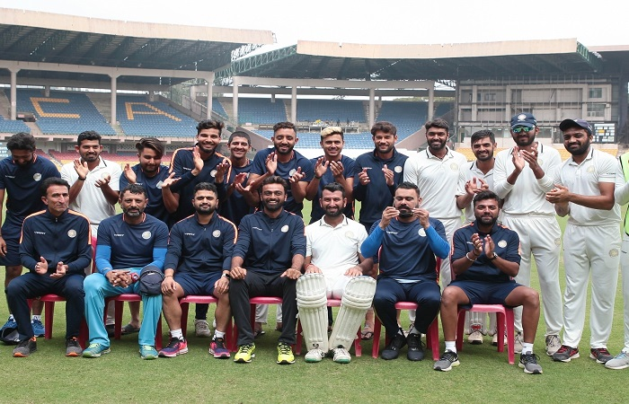 Cheteshwar Pujara powers Saurashtra to 3rd Ranji Trophy final Images