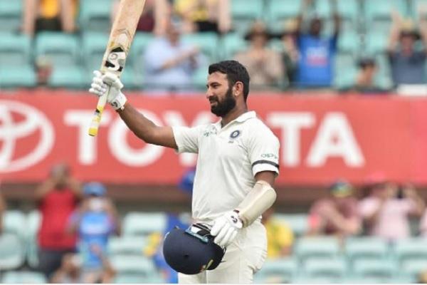 सिडनी टेस्ट के पहले दिन पुजारा 130 रन बनाकर नाबाद और बना गए ऑस्ट्रेलिया में यह खास भारतीय रिकॉर्ड Im