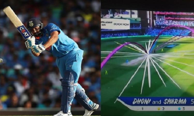 हिटमैन रोहित का धमाका, छक्के जमाने के मामले में वनडे में तोड़ दिया एबी डीविलियर्स का रिकॉर्ड Images