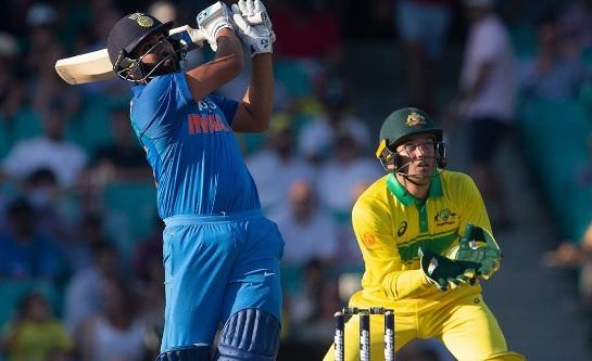 रोहित शर्मा का शानदार शतक, ऑस्ट्रेलिया में ऐसा कमाल करने वाले पहले बल्लेबाज बने Images