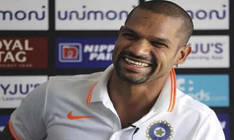 Missing the team balance in Pandya's absence: Shikhar Dhawan Images