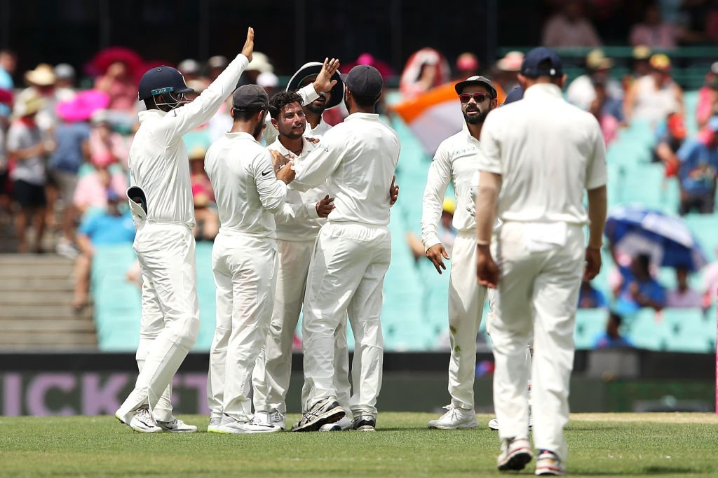 india vs australia 4th test