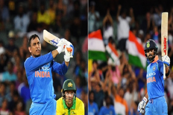 धोनी ने 54 गेंद पर 55 रन की पारी खेल भारत को जीताया मैच, हर किसी ने दिया ऐसा रिएक्शन Images