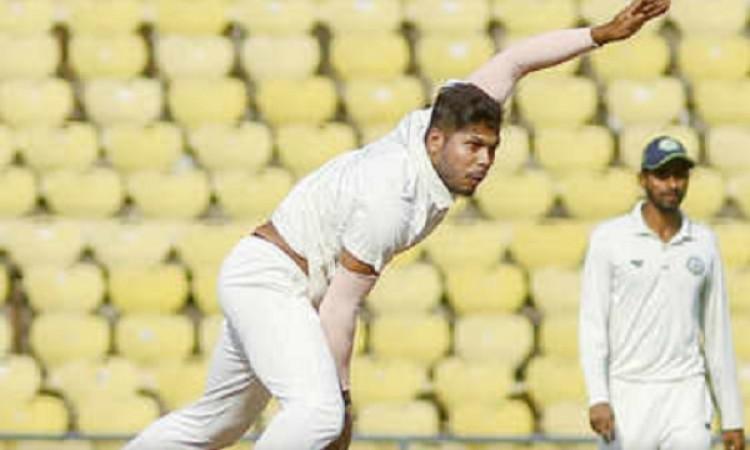 रणजी ट्रॉफी के पहले क्वार्टर फाइनल में विदर्भ की जीत, उत्तराखंड एक पारी और 115 रन से हारा Images