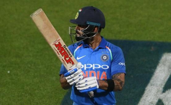 कप्तान विराट कोहली ने तोड़ दिया हैंसी क्रोनिए और विवियन रिचर्ड्स के वर्ल्ड रिकॉर्ड को Images