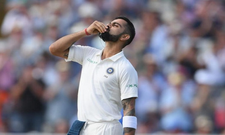 Virat Kohli named captain of both ICC Test, ODI Teams of the Year Images