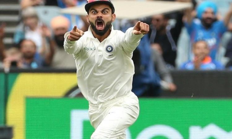 आईसीसी ने चुनी साल 2018 की टेस्ट और वनडे टीम,  कप्तान कोहली बने कप्तान लेकिन धोनी के साथ हुआ ऐसा Ima