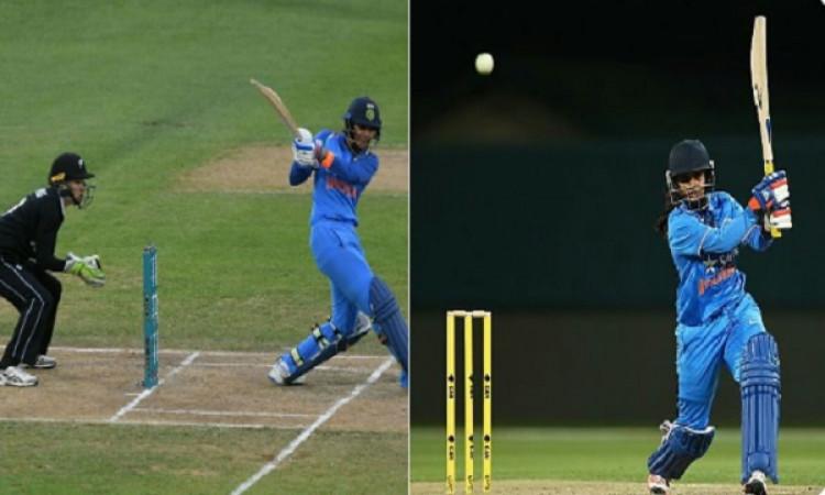 स्मृति मंधाना और मितारी राज का कमाल, न्यूजीलैंड को हराकर भारत ने रचा इतिहास Images
