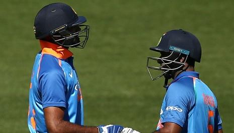 5वें वनडे में अंबाती रायडू और विजय शंकर ने खेली दिल जीतने वाली पारी, न्यूजीलैंड को 253 रनों का टारगे