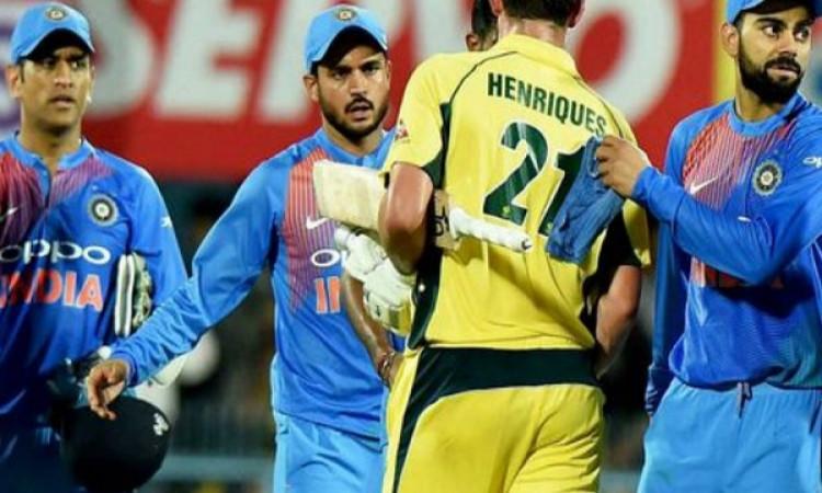 Ind Vs Aus: अब तक दोनों देशों के बीच टी-20 में बने रिकॉर्डस पर एक नजर, इस दिग्गज ने किया है कमाल Ima