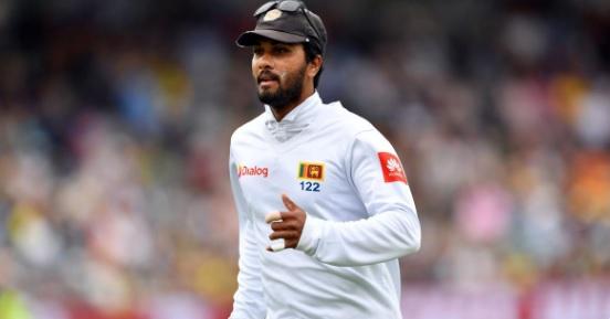टेस्ट सीरीज में मिली हार के बाद श्रीलंकाई कप्तान दिनेश चंडीमल का बयान, इस कारण श्रीलंकाई टीम है कमजो