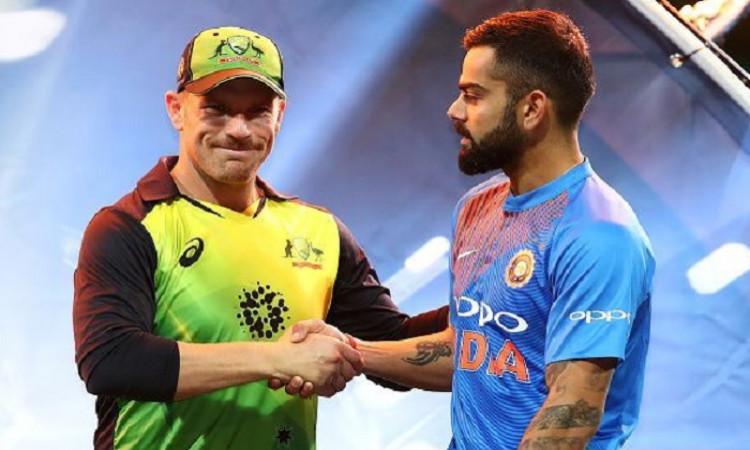 India vs Australia T20I