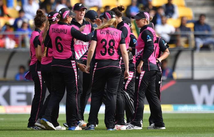 India vs New Zealand Womens Cricket
