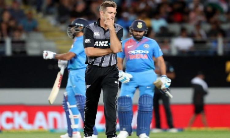 दूसरे टी-20 में भारतीय बल्लेबाजों का कमाल, भारत ने न्यूजीलैंड को 7 विकेट से किया पराजित Images