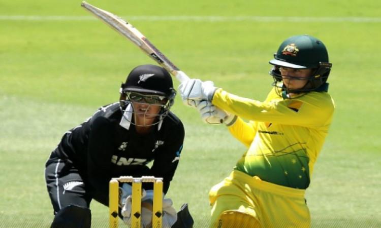 महिला क्रिकेट: पहले वनडे में 5 रनों से जीता आस्ट्रेलिया, न्यूजीलैंड महिला टीम इस कारण नहीं जीत पाई I