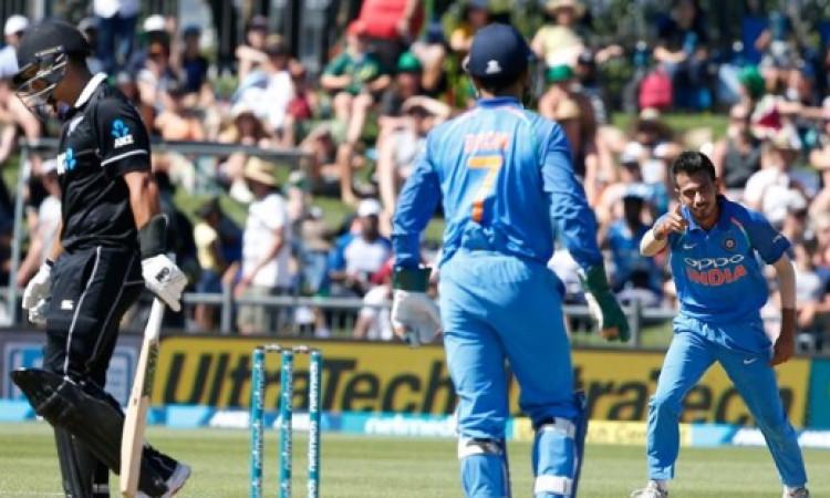 भारत बनाम न्यूजीलैंड (1st T20I) दोनों टीमों ने अपनी प्लेइंग इलेवन में किए बदलाव, जानिए  Images