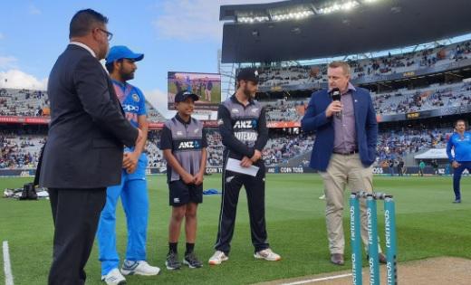 दूसरे टी-20 में न्यूजीलैंड ने जीता टॉस, पहले बल्लेबाजी का फैसला, भारत - न्यूजीलैंड की प्लेइंग इलेवन