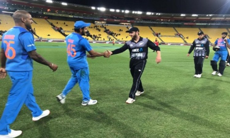 पहले टी-20 में 80 रनों से हारकर भारतीय टीम ने टी-20 में बनाया अनचाहा रिकॉर्ड, मिली शर्मनाक हार Image