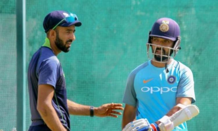 ईरानी कप में फ्लॉप हुए रहाणे, शेष भारत एकादश पहली पारी में 330 रन बनाए  Images