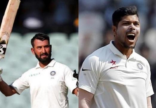 रणजी ट्रॉफी फाइनल में विदर्भ ने अपनी पहली पारी में 312 रन बनाए, सौराष्ट्र के पांच विकेट आउट Images