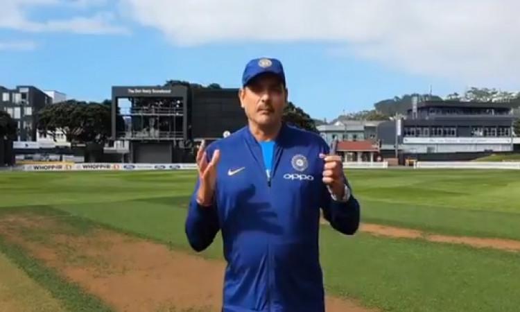 वेलिंग्टन वनडे से पहले टीम इंडिया के कोच इस वजह से हुए इमोशनल, वीडियो पोस्ट कर कही ये बात Images