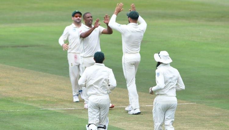 Sri Lanka tour of South Africa 2019