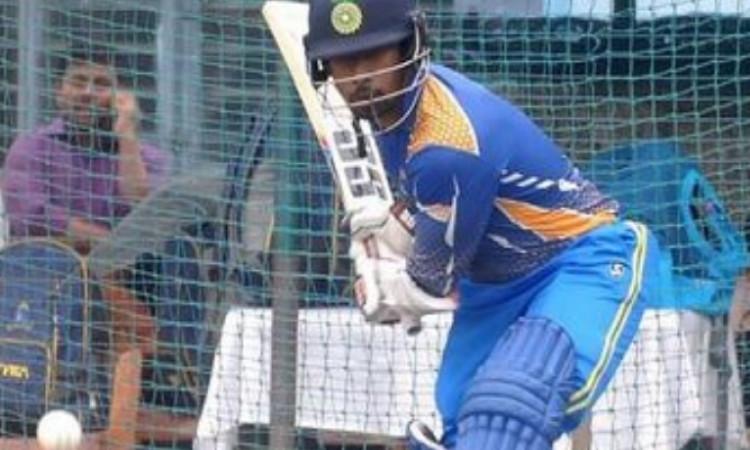 रिद्धिमान साहा का शतक, सैयद मुश्ताक अली टूर्नामेंट में बनाए केवल इतनी गेंद पर बनाए 162 रन Images
