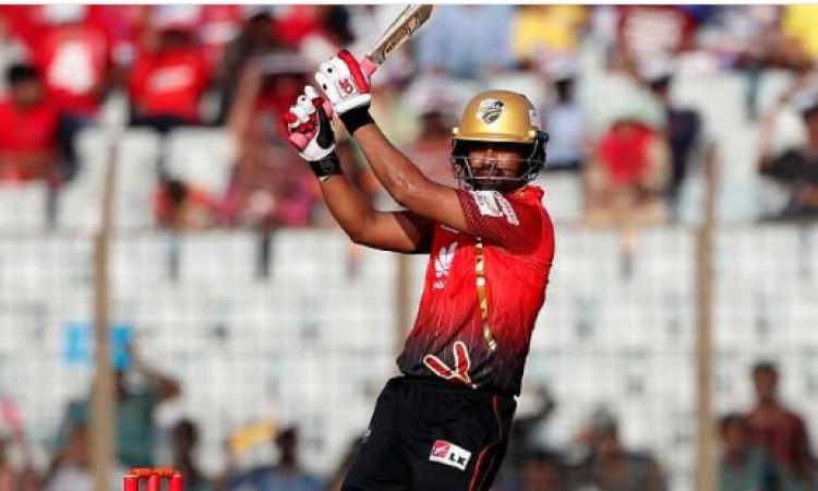 बांग्लादेशी दिग्गज तमीम इकबाल ने टी-20 क्रिकेट में रचा इतिहास, क्रिस गेल के बाद ऐसा करने वाले दूसरे