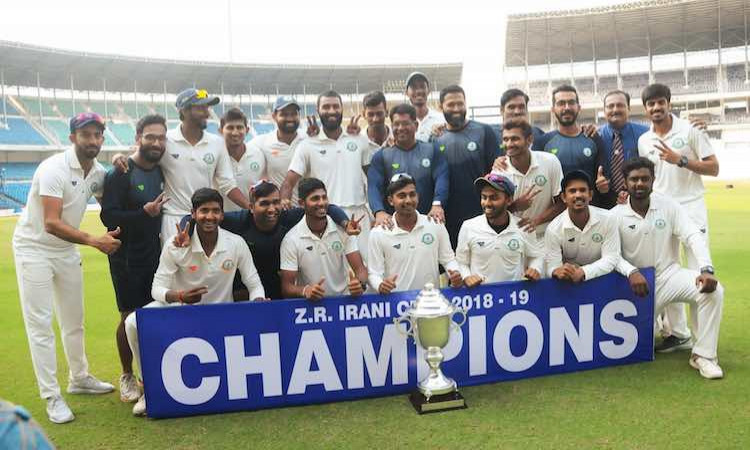 Irani Trophy