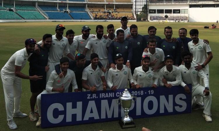 Vidarbha Cricket Team