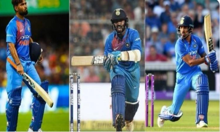 वर्ल्ड कप 2019 के लिए 18 खिलाड़ियों के नाम हुए तय, जानिए संभावित 18 भारतीय खिलाड़ी Images