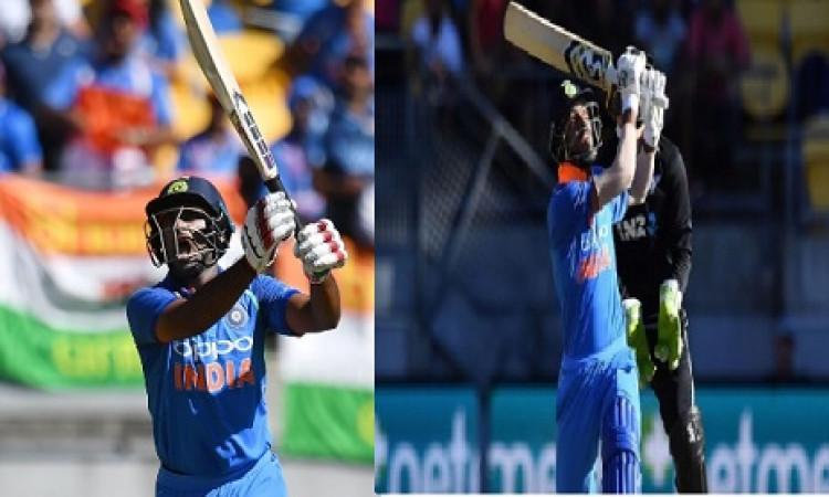 5वें वनडे में भारत ने न्यूजीलैंड को 35 रन से दी मात, इस खिलाड़ी को चुना गया मैन ऑफ  मैच Images