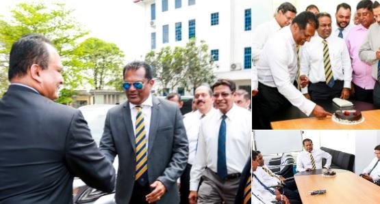 श्रीलंका क्रिकेट (एसएलसी) ने इन्हें बनाया नया अध्यक्ष, जानिए Images