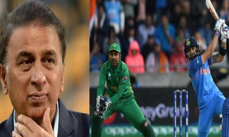 सुनील गावस्कर का आया चौंकाने वाला बयान, इस तरह से लें पाकिस्तान से बदला Images