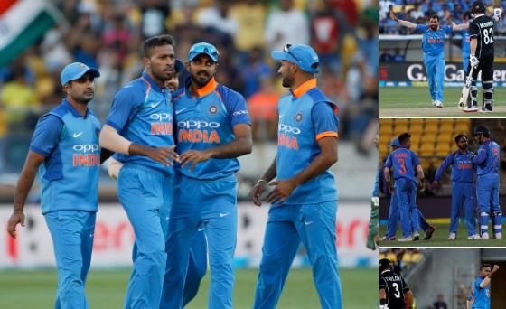 वनडे सीरीज भारत ने 4- 1 से जीता, न्यूजीलैंड की धरती पर पहली दफा बनाया ऐसा बड़ा रिकॉर्ड Images
