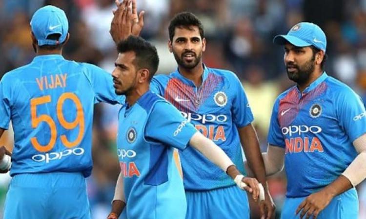 तीसरे और आखिरी टी-20 में भारतीय प्लेइंग XI में एक बदलाव संभव, जानिए संभावित प्लेइंग XI Images